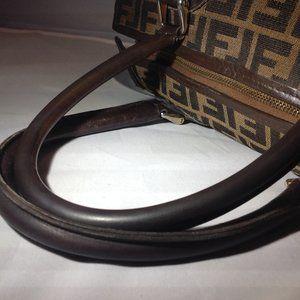 "Fendi Bags - Vintage Authentic Fendi Boston Bag 12 x 6"" x 7"""